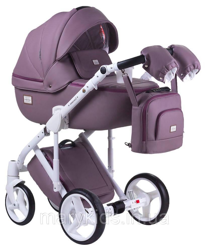 Детская универсальная коляска 2 в 1 Adamex Luciano Q-115