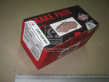 Колодка тормозная дисковый тормоз (пр-во ASHIKA) (арт. 50-03-323)