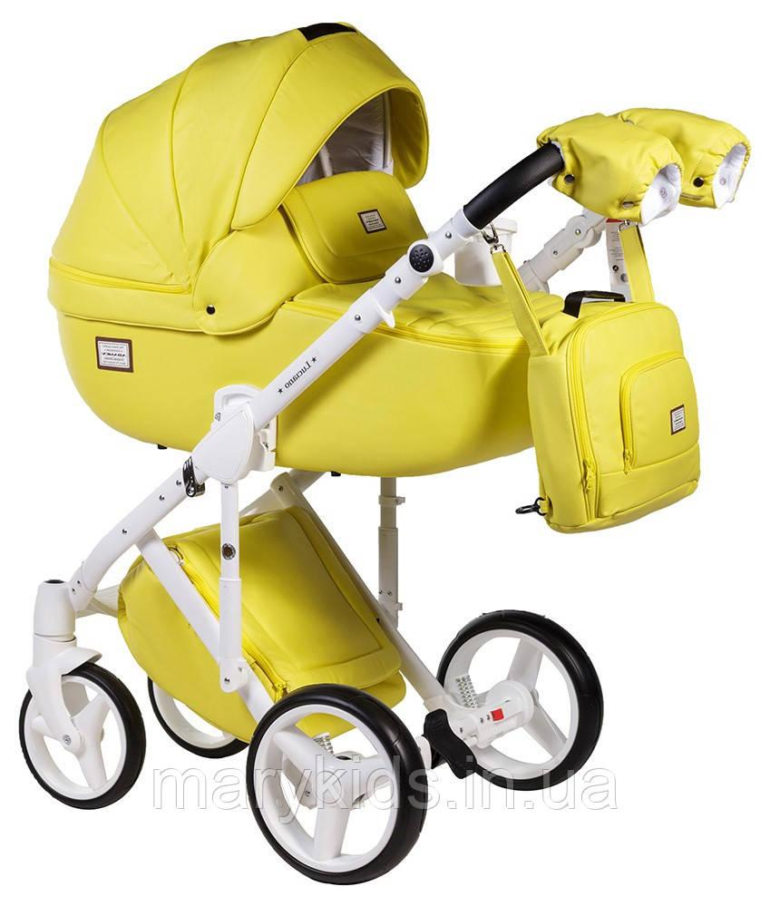 Дитяча універсальна коляска 2 в 1 Adamex Luciano Q-108