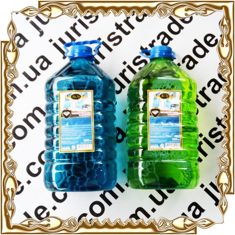 Средство для мытья стекол автомобиля Алар 5л. (+5...+25*С)