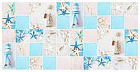 Декоративная настенная панель ПВХ плитка Пляж