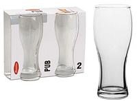 "41792 ""Pub"" Бокал для пива 2шт 500мл"