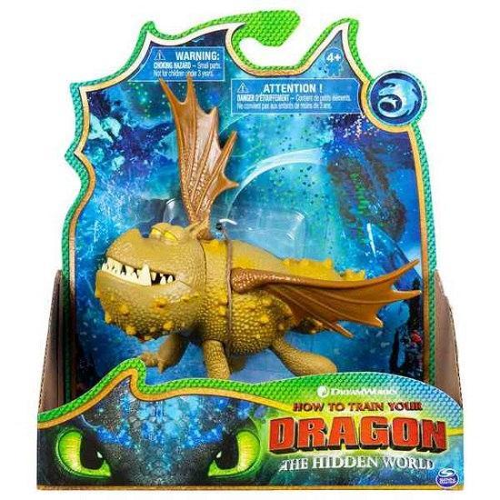 Как приручить дракона 3: коллекционная фигурка дракона Сарделька с механической функцией  Spin Master