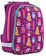 556024 Яркий каркасный рюкзак 1 Вересня H-12 Cute cats  29*38*15, фото 2