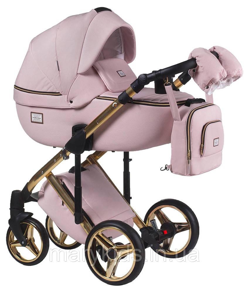 Детская универсальная коляска 2 в 1 Adamex Luciano Y813
