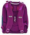 556024 Яркий каркасный рюкзак 1 Вересня H-12 Cute cats  29*38*15, фото 3