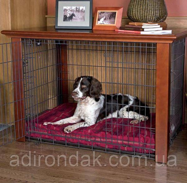 Клітки для собак і виховання адекватної поведінки в будинку.