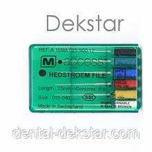 H-FILE M-Access 6 шт. 25 мм