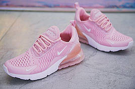 🔰Кроссовки Nike Air Max 270 Розовые Женские