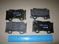 Колодка тормозная ИНФИНИТИ FX50 3.7I 24V, 5.0I 32V 08/10-,09/06- передн. (пр-во REMSA) (арт. 1365.01)