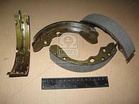 Колодка тормозная барабанная MAZDA 323 задн. (пр-во ABS) (арт. 8901)