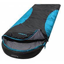 Спальный мешок LOAP Fiemme с капюшоном и теплым воротником