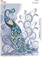 Вышивка бисером Павич графіка №142