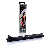 """Резиновая петля """"Черная"""" (резина для фитнеса и кроссфита) 5-22 кг"""