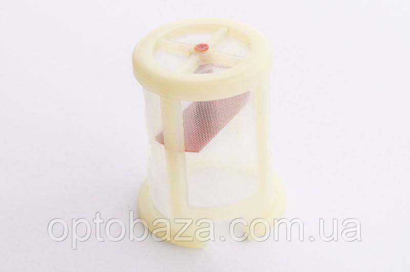 Фильтр в бак под крышку (тип 2) для вибротрамбовки 6.5 л.с.