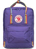 Рюкзак Fjallraven Kanken 16л classic Rainbow Purple
