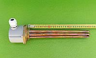 """Блок-тэн МЕДНЫЙ 4500W (220-380V) / на резьбе 1,5"""" (48мм) / L=295мм    Thermowatt, Италия, фото 1"""