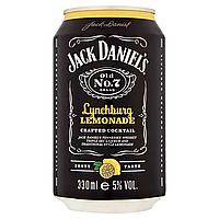 Jack Daniel's Tennessee Honey Lemonade 330 грамм