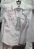 Блузка для девочек нарядная (2307/9)