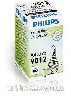 Автолампа галогенная 55W PHILIPS PS 9012LL C1