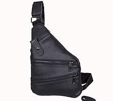 Кожаная сумка-мессенджер Cross Body Италия 27x20x4 см 165297