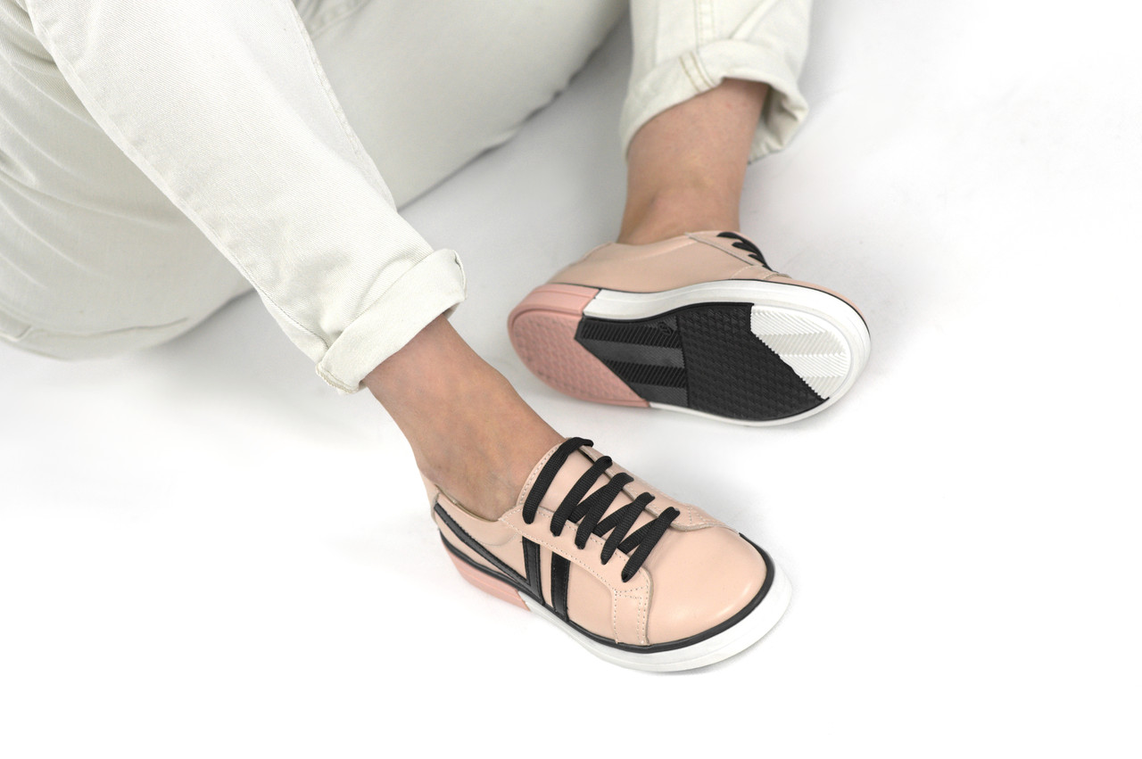 Стильная кожаная обувь. Украина.