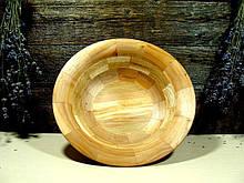 Деревянная сегментная конфетница,тарелка, ваза для фруктов