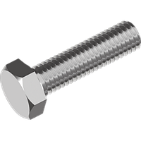 Болт DIN933  6х25  (500 шт)