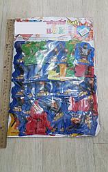 Самонадувающиеся мини-шарики супергерои Marvel