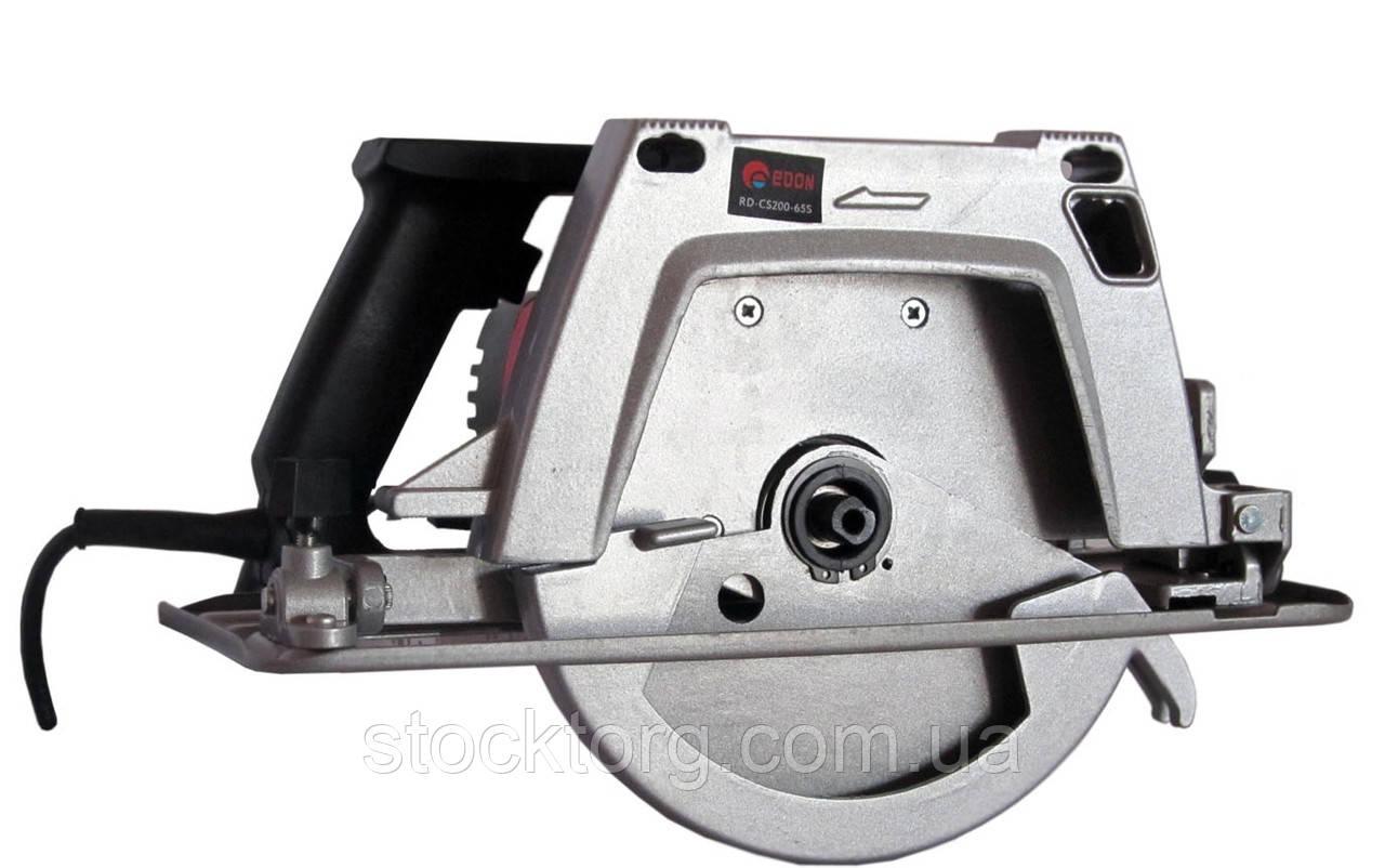 Пила дискова Edon CS-200