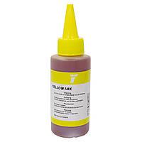 ✥Чернила CAI WANG Желтый 100 мл для струйного принтера Canon