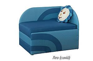 Детский раскладной диван Дюк Лео (синий) Мебель-сервис