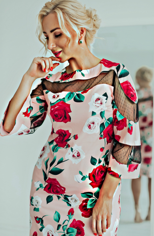 """Женское платье """"Нино"""", фото 2"""