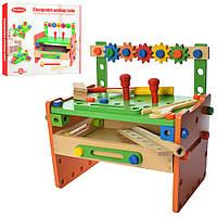 Деревянная игрушка конструктор WW-015, фото 1