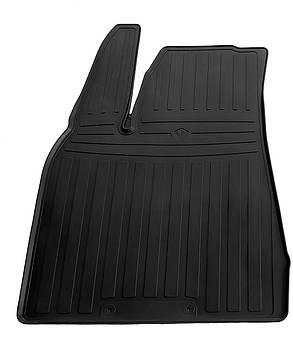 Водительский резиновый коврик для Tesla Model X 2015- Stingray (6шт)