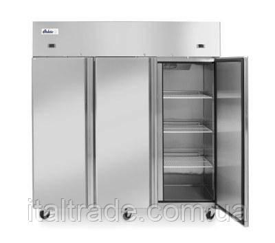 Холодильно-морозильный шкаф Hendi Arktic 233 153