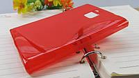 Силиконовый чехол Duotone для BlackBerry Passport  красный