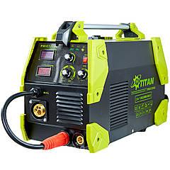 Зварювальний інверторний напівавтомат Titan PMIG320AL 3 в 1 (MIG/MAG/MMA)