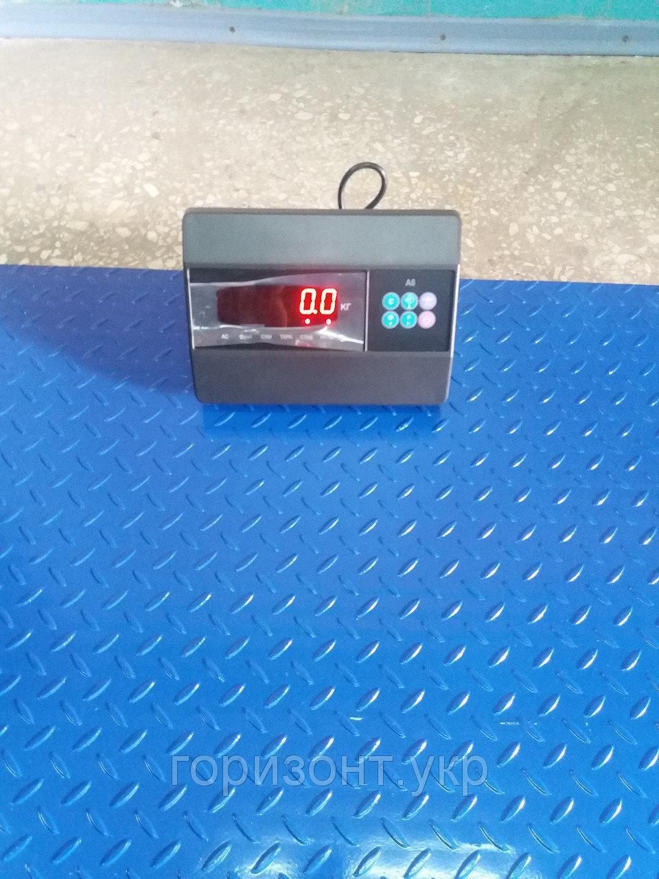 Платформенные весы 3 тонны