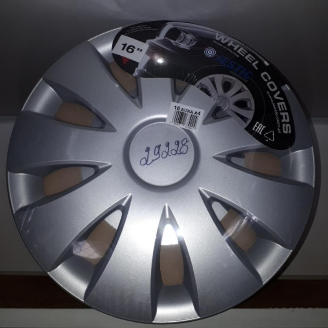 Колпаки на колеса Jestic R16 Aura 29228p