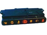 Блок индикации бортовой системы 2115 16.3860