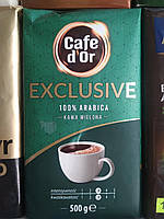 Молотый кофе Cafe D'OR  Exclusive 500 грамм