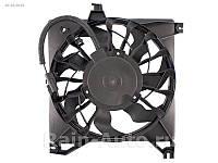 Диффузор,вентилятор охлаждения радиатора ВАЗ 2190, ВАЗ 2192, ВАЗ 2194
