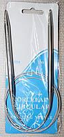 Спицы для вязания круговые на тросике 100см, Ø - 7,0мм