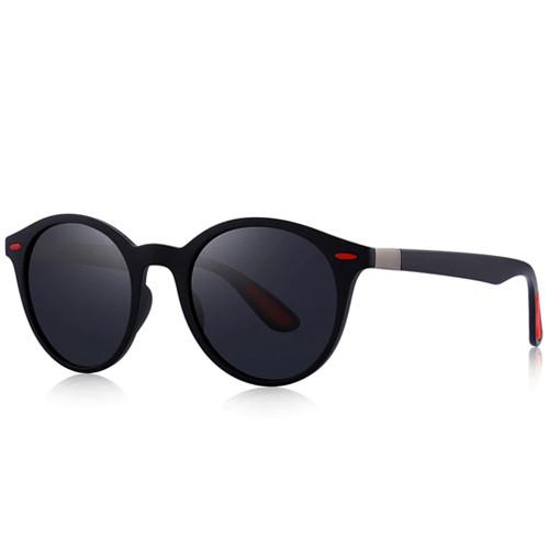 Солнцезащитные очки SunDrive 8126 Black, фото 1