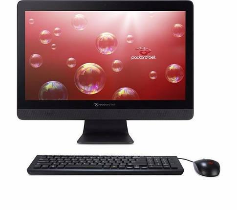 Персональний комп'ютер-моноблок Acer Packard Bel oneTwo S3481 19.5HD+/AMD E1-7010/4/500/ODD/Radeon R2/DOS, фото 2