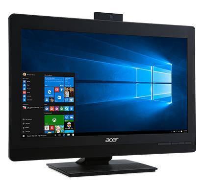 Персональний комп'ютер-моноблок Acer Veriton Z4820G 23.8FHD/Intel i3-7100/8/1000/ODD/int/W10P, фото 2