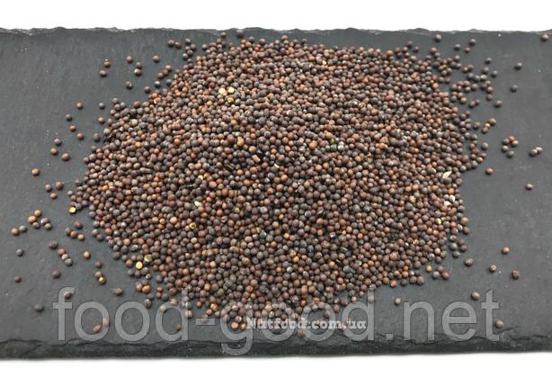 Горчица чёрная натуральная(французская), 100г., фото 2