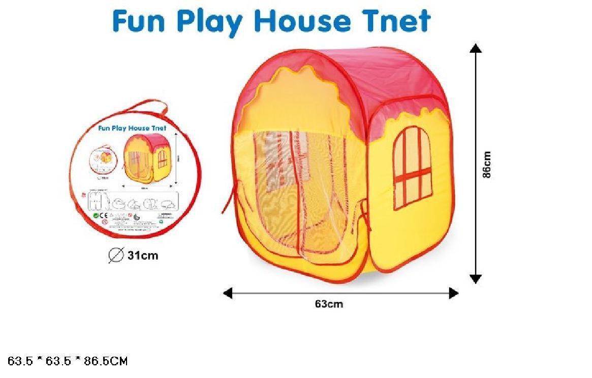 Детская игровая палатка (HF023)