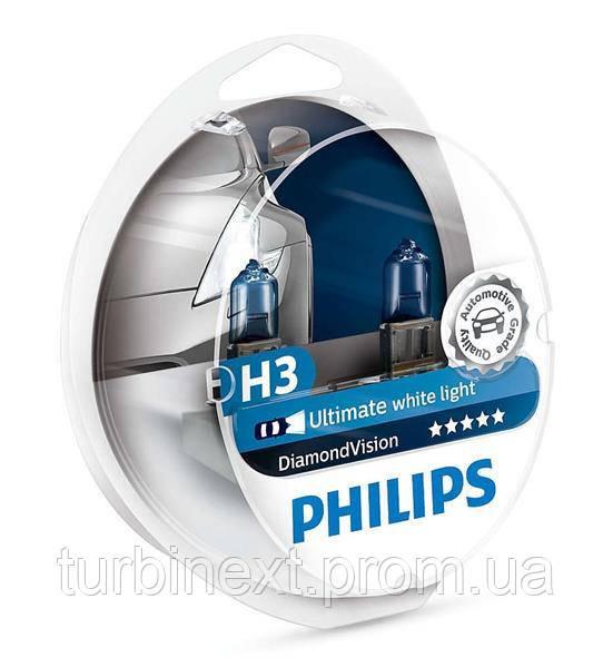 Автолампа галогенная 55W PHILIPS PS 12336 DV S2
